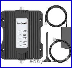 Vehicle Cell Phone Signal Booster for Car, Truck, RV, Pickup or SUV