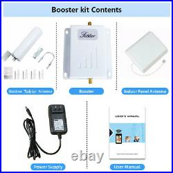 Verizon 4G LTE Band 13 Cell Phone Signal Booster Home Office Voice Data Repeater