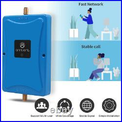 Verizon 700MHz 4G LTE Band 13 Cell Phone Signal Booster Repeater Boost Data Home