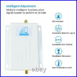 Verizon AT&T 3G 4G LET Cell Phone Signal Booster Band 4 & Band 66 Amplifier Home