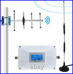 Verizon Booster AT&T Cell Phone Signal Booster 5G T-Mobile Signal Booster Cell