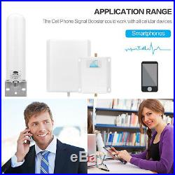 Verizon Cell Phone Signal Booster 4G LTE 700MHz Band 13 Office FDD 2000sq. Ft