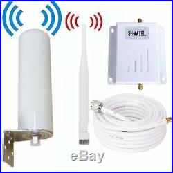 Verizon Cell Phone Signal Booster 4G LTE 700Mhz Band13 Mobile Amplifier Repeater