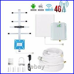 Verizon Cell Phone Signal Booster 4G LTE 700mhz Band 13 Amplifier Home Office