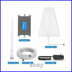 Verizon Cell Phone Signal Booster Amplifier for Home 4G LTE Cell Signal Boost