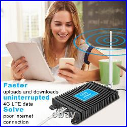 Verizon Phone Booster Home 700MHz 4G LTE Band 13 FDD Cell Phone Signal Repeater