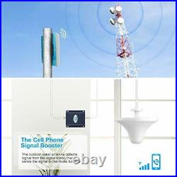 Verizon Signal Booster 4G LTE 5G Cell Phone Signal Booster Band 13 FDD 700Mhz