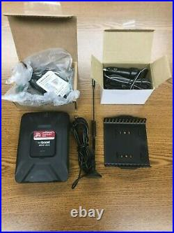 WeBoost 460021 Drive 4G-X Cell Phone Signal Booster Black