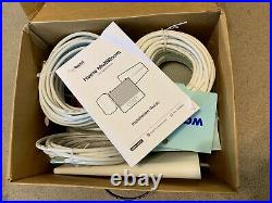 WeBoost 470144 Home MultiRoom Cell Phone Signal Booster 65dB