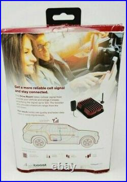 WeBoost 470154 Drive Reach Vehicle Cell Phone Signal Booster