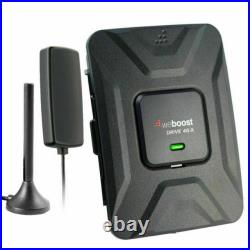 WeBoost 470510 Drive 4G-X Cell Phone Signal Booster Black