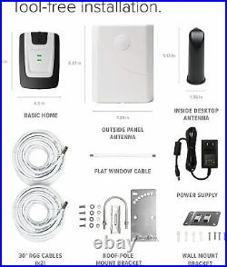 WeBoost 471101 Basic Home Cell Phone Signal Booster Kit