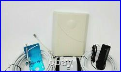 WeBoost Basic Home (471101) Cell Phone Signal Booster Kit Up to 1,500 sq