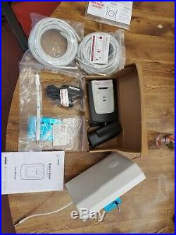 WeBoost Basic Home (471101) Cell Phone Signal Booster Kit Up to 1,500 sq. F