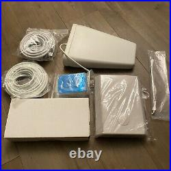 WeBoost Connect Indoor Cell Phone Signal Booster 4G Kit 470103R For Midsize Home