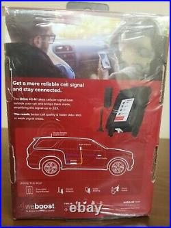 WeBoost Drive 4G-M (470121) Cell Phone Signal Booster for Car & Truck