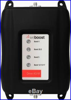 WeBoost Drive 4G-M Cell Phone Signal Booster 470121
