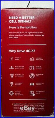 WeBoost Drive 4G-X (470510) Cell Phone Signal Booster