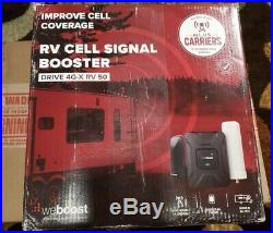 WeBoost Drive 4G-X RV (470410) Cell Phone Signal Booster Verizon/AT&T/T-Mobile