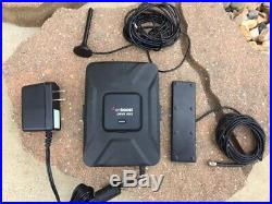 WeBoost Drive 4g-x 470510 Cell Phone Signal Booster