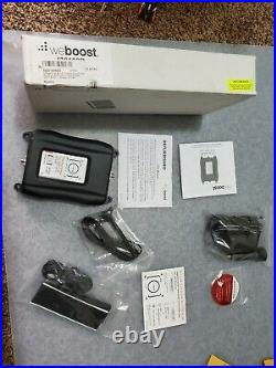WeBoost Drive Cell Phone Signal Booster Factory Refurbished with 1 year warranty
