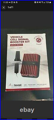 WeBoost Drive Reach 470154 Cell Phone Signal Booster kit. Lightly used