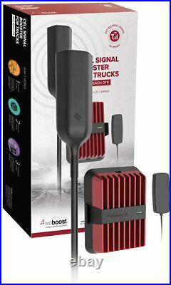 WeBoost Drive Reach OTR (477154) Cell Phone Signal Booster Kit