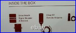WeBoost Drive Reach RV (470354) Cell Phone Signal Booster Kit All U. S. Carriers