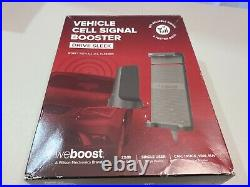 WeBoost Drive Sleek 470135 Vehicle Cell Phone Signal Booster Kit (7790)