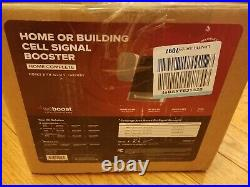 WeBoost HOME COMPLETE 470145 Cell Phone Signal Booster Up To 7500 Sq Ft NEW