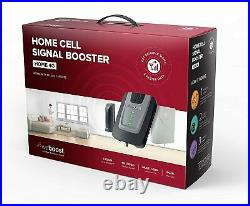 WeBoost Home 4G (470101) Indoor Cell Phone Signal Booster for Home and Office