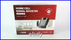 WeBoost Home Room (472120) Cell Phone Signal Booster, FCC Approved, PREOWNED
