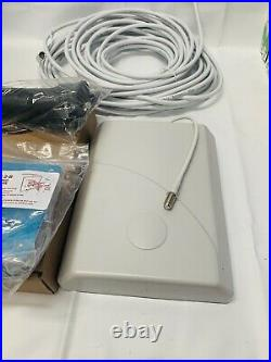 WeBoost Home Room Cell Phone Signal Booster Kit up to 1500 Sq. Ft. (472120)