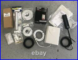 Weboost Cell Phone Signal Booster 460008- Drive 4G-M Excellent Condition