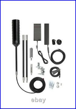 Weboost Drive Sleek OTR Cell Phone Signal Booster, Truck Driving, Complete Kit