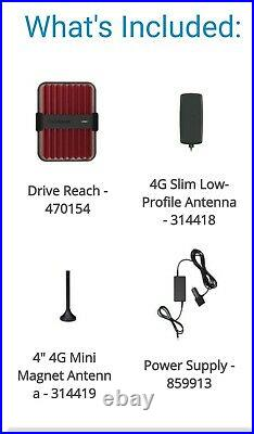 Weboost cell phone signal booster rv