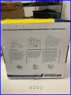 Wilson Electronics 867501 Cell Phone Signal Booster kit in box